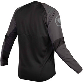 Endura MT500 Burner II Longsleeve Jersey Heren, black